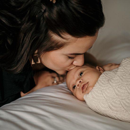 Willeke Mulder newbornshoot